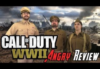 watch call of duty wwii angry re 349x240 - WATCH: Call of Duty WWII Angry Review