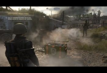 watch quick look call of duty ww 349x240 - WATCH: Quick Look: Call of Duty WWII Video