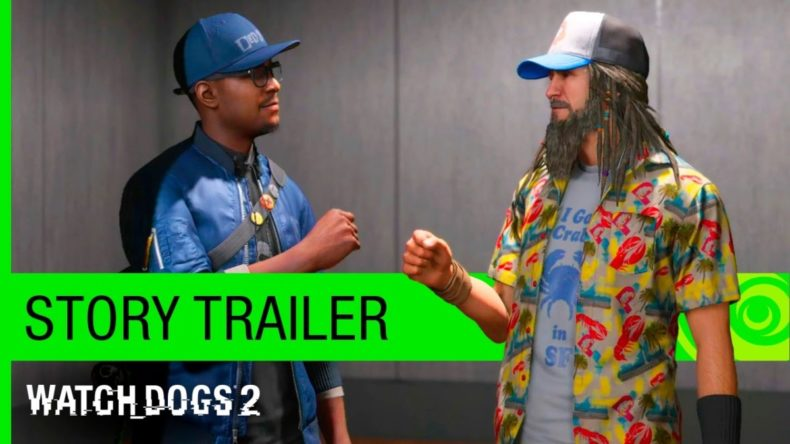 watch the watch dogs 2 story tra 790x444 - Watch The Watch Dogs 2 Story Trailer