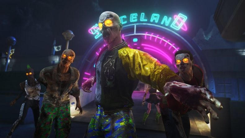 zombies are taking call of duty 790x444 - Zombies Are Taking Call of Duty To Spaceland