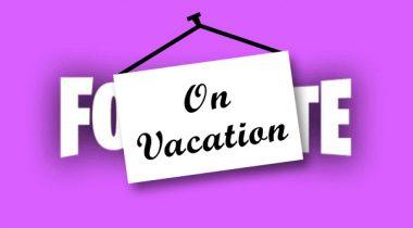 fortnite vacation