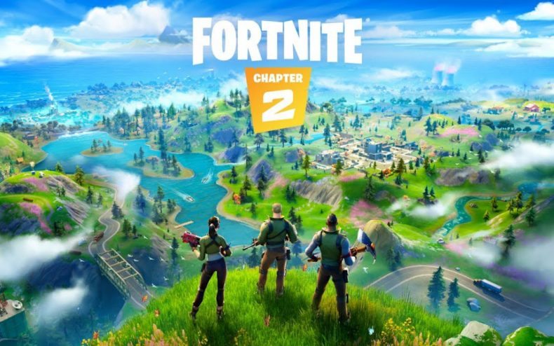 fortnite chapter 2 begins today 790x494 - Fortnite Chapter 2 Begins Today