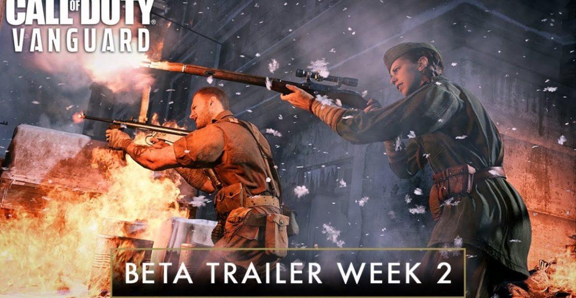 call of duty vanguard beta weeke 1158x600 - Call of Duty: Vanguard - BETA Weekend 2 Trailer